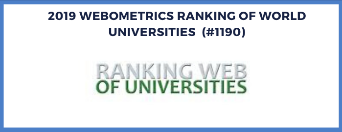 Webometrics 2019
