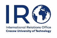 International Relations Office of the Cracow University of Technology